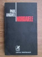 Anticariat: Paul Anghel - Noroaiele