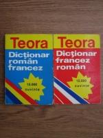 Anticariat: Sanda Mihaescu Cirsteanu, Marcel Saras - Dictionar francez-roman, roman-francez (2 volume)