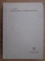 Anticariat: Vladimir Ilici Lenin - Materialism si empiriocriticism. Note critice despre o filosofie reactionara