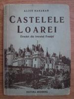 Alice Basarab - Castelele Loarei. Evocari din trecutul Frantei