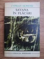Anticariat: Cyprian Ekwensi - Savana in flacari