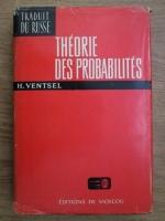 H. Ventsel - Theorie des probabilites