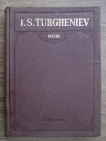 I. S. Turgheniev - Opere (volumul 6)