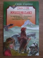 Anticariat: Ion Agarbiceanu - Povestitori clasici (volumul 1)
