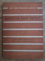 Kosztolanyi Dezso - Poeme