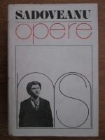 Anticariat: Mihail Sadoveanu - Opere. Povestiri. Inceputuri (volumul 1)