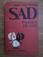 Anticariat: Stefan Augustin Doinas - Sad. Foamea de unu. Poeme