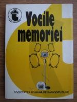 Anticariat: Vocile memoriei, antologie de conferinte din Arhiva Societatii Romane de Radiodifuziune