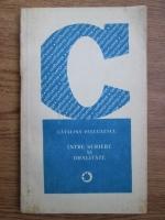 Anticariat: Catalina Velculescu - Intre scriere si oralitate
