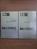 Anticariat: Dan Georgescu - Boli interne (2 volume)
