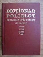 Anticariat: Dictionar poliglot economic si de comert exterior