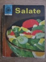 Anticariat: Elena Rusu - Salate
