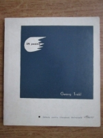 Anticariat: Georg Trakl - 59 poeme