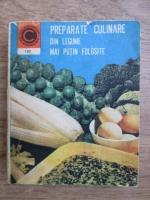 Anticariat: Ileana Beresiu, Ruxandra Ciofu, Laurentiu Frumuselu - Preparate culinare din legume mai putin folosite