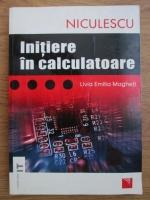 Anticariat: Livia Emilia Magheti - Initiere in calculatoare