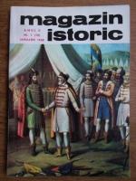 Anticariat: Magazin istoric, anul II nr. 1 (10) ianuarie 1968