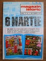 Anticariat: Magazin istoric, anul IV nr. 3 (36) martie 1970
