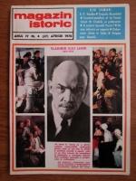 Anticariat: Magazin istoric, anul IV nr. 4 (37) aprilie 1970