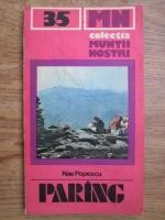 Anticariat: Nae Popescu - Parang (Colectia Muntii Nostri)