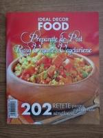 Preparate de post, raw vegane si vegetariene. 202 retete pentru o alimentatie sanatoasa