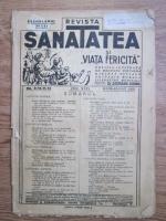 Revista sanatatea si viata fericita (iulie-august 1929)