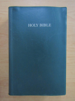 Anticariat: The Holy Bible containing the old and new testaments