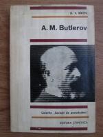 Anticariat: Vasili Bikov - A. M. Butlerov