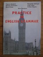 Anticariat: Virginia Barghiel, Adriana Chiriacescu, Alexander Hollinger - Practice in english grammar