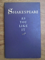Anticariat: William Shakespeare - As you like it