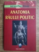Adrian Paul Iliescu - Anatomia raului politic