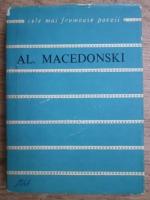 Anticariat: Alexandru Macedonski - Versuri