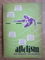 Anticariat: Atletism, metodica invatarii