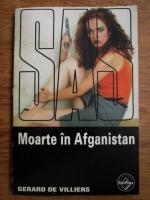 Anticariat: Gerard de Villiers - Moarte in Afganistan