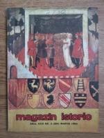 Anticariat: Magazin istoric, anul XXIII, nr. 3 (264), martie 1989