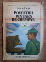 Anticariat: Marin Ionita - Povestiri din tara de cremene