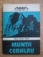 Anticariat: Mihai Gabriel Albota - Muntii Ceahlau