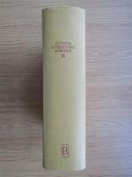 Serban Cioculescu - Istoria literaturii romane (volumul 3)