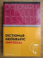 Anticariat: Anatol Eremia - Dictionar geografic universal