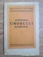 Antologia umorului romanesc (1934)