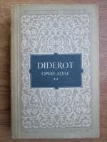 Anticariat: Denis Diderot - Opere alese (volumul 2)
