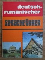 Anticariat: Deutsch-rumanischer sprachfuhrer
