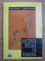 Florica Manoiu, Viorica Epureanu - Asistenta sociala in Romania