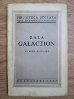 Anticariat: Gala Galaction - Nuvele si schite (1934)