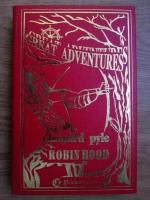 Anticariat: Howard Pyle - Robin Hood