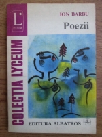 Anticariat: Ion Barbu - Poezii