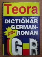 Anticariat: Mihai Isbasescu - Dictionar german-roman. 60000 cuvinte