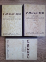 Anticariat: A. S. Macarenco - Opere pedagogice alese (3 volume)