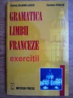 Corina Cilianu Lascu, Carmen Stoean - Gramatica limbii franceze, exercitii