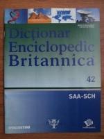 Anticariat: Dictionar Enciclopedic Britannica, SAA-SCH, nr. 42