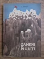 Anticariat: E. Simonov - Oameni si munti